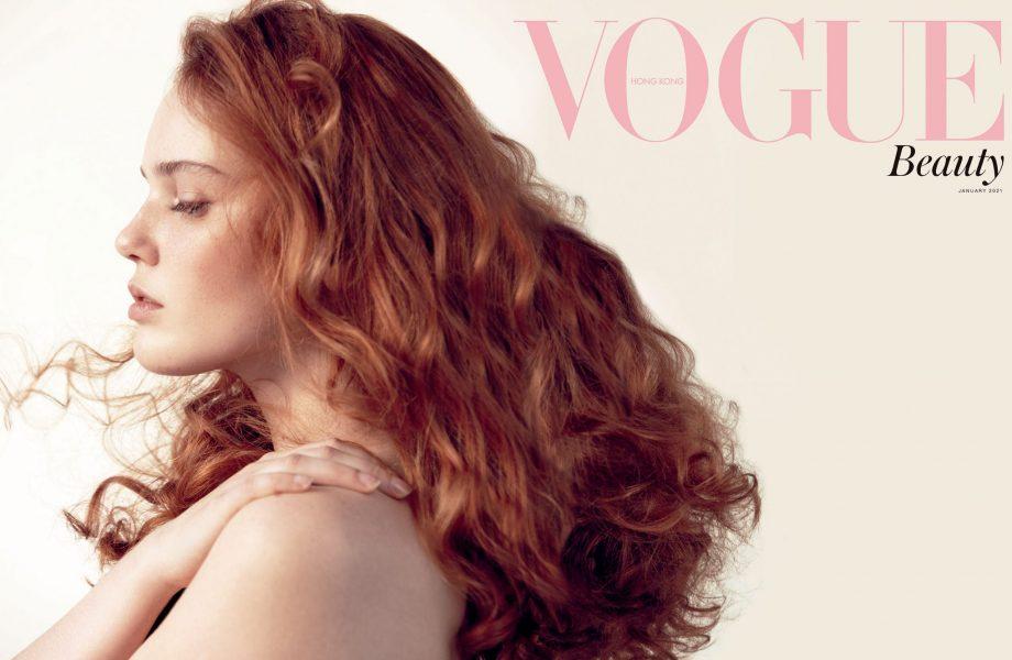 Photo Model Beauty Ginger Hair